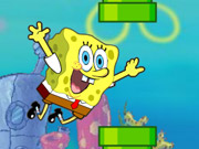 Thumbnail for Flappy Spongebob