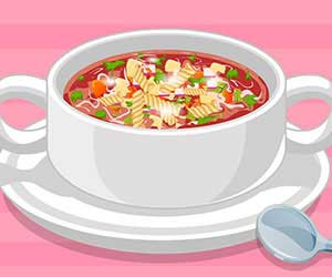 Minestrone soup thumbnail