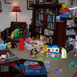 Thumbnail for Hidden Objects-Messy Room