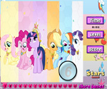 Thumbnail of My Little Pony Hidden Numbers