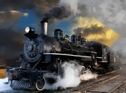 Thumbnail of Delivery Steam Train