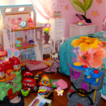 Thumbnail of Hidden Objects-Messy Kids Room