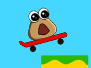 Thumbnail of Pou Cliff Jump