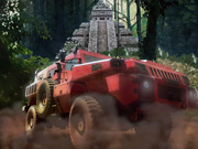 Thumbnail of Monster Truck Jungle Challenge
