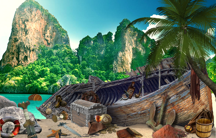 Thumbnail of Pirate Treasure Cove