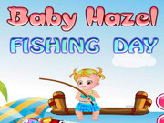 Thumbnail for Baby Hazel Fishing Day