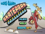 Thumbnail of Skate Park Tricksters