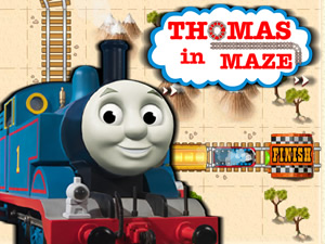Thomas in Maze thumbnail