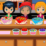 Thumbnail of Holiday Cake Shop