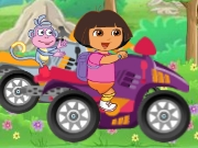 Thumbnail of Dora Racing Battle
