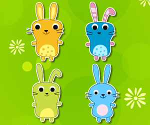 Thumbnail of Adorable Bunny Pairs