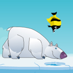 Thumbnail of Polar Bear Fishing