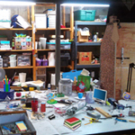 Messy Craft Room thumbnail