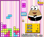 Thumbnail for Pou Tetris