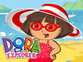 Dora Beach Dress up thumbnail