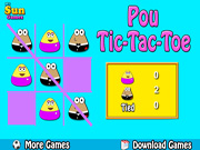 Thumbnail for Pou Tic-Tac-Toe