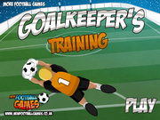 Thumbnail for Goalkeepers Training
