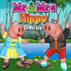 Mr and Mrs Hippo Dress Up thumbnail