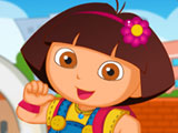 Dora go to school thumbnail