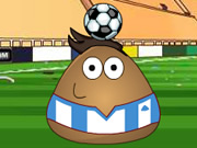 Thumbnail for Pou Juggling Football