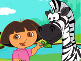 Thumbnail of Dora care baby zebra
