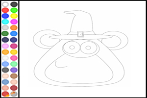 Color Pou Witch thumbnail