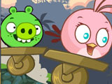 Thumbnail for Angry Birds Crazy Racing