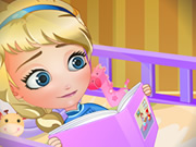 Elsa Bed Time thumbnail