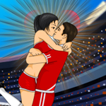 FIFA World Cup Kissing thumbnail