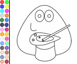 Color Wizard Pou thumbnail