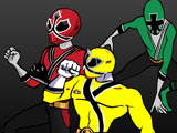 Thumbnail of  Power Rangers Hostage Rescuse