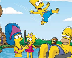 Thumbnail for Simpsons Puzzle
