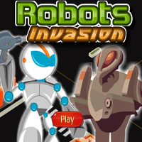 Thumbnail for Robots Invasion