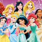 Disney Princess-Hidden Numbers thumbnail