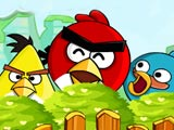 Thumbnail of Angry Birds Bomber Bird