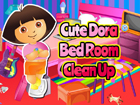 Thumbnail of Cute Dora Bedroom Cleanup