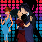 Thumbnail of  Fun Party Kissing