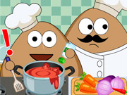 Thumbnail of Pou Kitchen Slacking