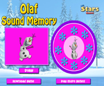 Thumbnail of Olaf Sound Memory