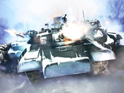 Thumbnail for Winter Tank Strike