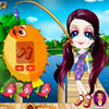 Thumbnail of Fishing Girl Dress Up