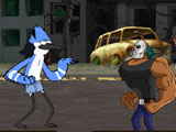 Thumbnail of Regular Show Street Fighter