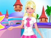 Barbie going to school dress up thumbnail