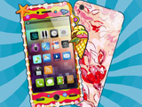 Thumbnail of Social media phone dress up