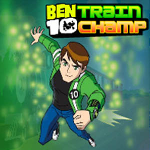 Thumbnail of Ben 10 Train Champ