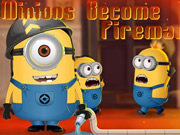 Thumbnail of Minions Become Fireman