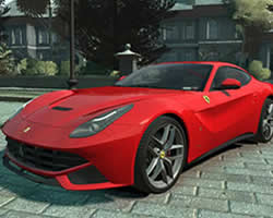 Thumbnail for Ferrari Puzzle