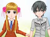 Thumbnail of Tonari no Kaibutsu-kun dress up