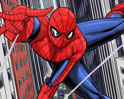 Spiderman Puzzle thumbnail