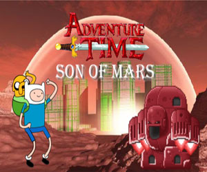 AdventureTime Son of Mars thumbnail